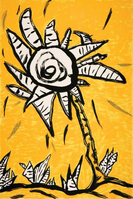 John Himmelfarb, 'Yellow Rose', 1992