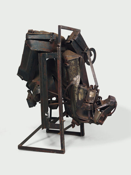 Melvin Edwards, 'August the Squared Fire', 1965