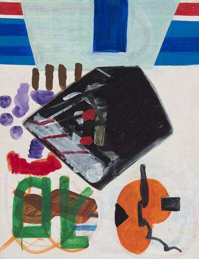 Shirley Jaffe, 'Untitled #1'
