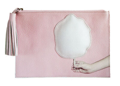 Kimberly Genevieve & Paige Gamble, 'LIMITED EDITION BON PUF CLUTCH', 2016