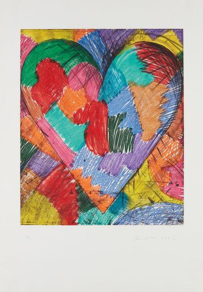 Jim Dine, 'The Heart Called Paris Spring', 1982
