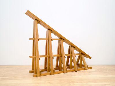 Cris Gianakos, 'Ramp Prototype, 1982', 1982