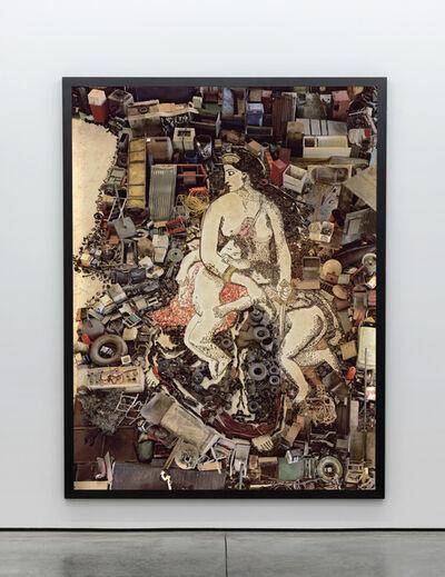 Vik Muniz, 'Medea about to Kill her Children, after Eugene Delacroix', 2007