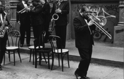 Arthur Elgort, 'Lincoln Center Jazz Orchestra, New York', 1992