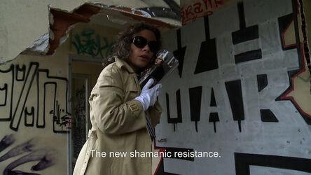 Liv Schulman, 'Control S03E02: The Shamanic Resistance  ', 2016-2017