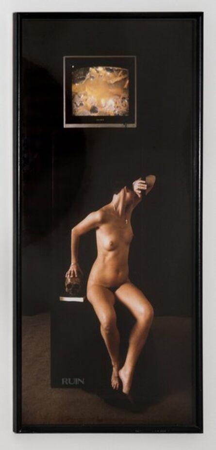 Helen Chadwick, 'Ruin', 1986