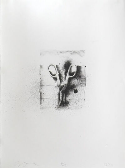 Jim Dine, 'Aus', 1973