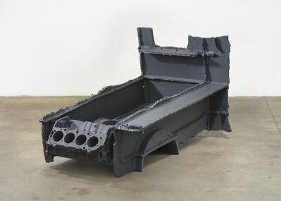 Sterling Ruby, 'DRAG (PICK UP BED)', 2015