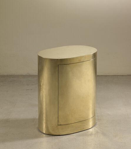 Gabriella Crespi, 'Mobile contenitore Bar Ovale ', 1976