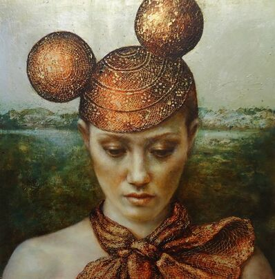 Pam Hawkes, 'Field Mouse'