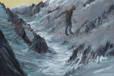 Euan Macleod, 'High wire Tasman Saddle', 2020