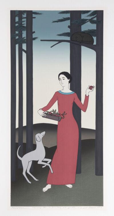 Will Barnet, 'Persephone', 1982