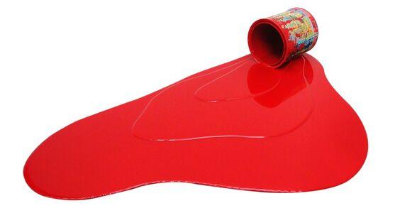 Jorge Magyaroff, 'De la serie no hay que llorar sobre la pintura derramada (roja)', 2015