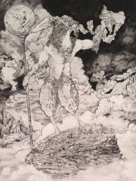 Daniel Birdsong, 'How Cantus Took His Voice', 2014