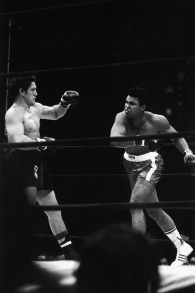 Bill Ray, 'Ali vs. Bonavena', 1970