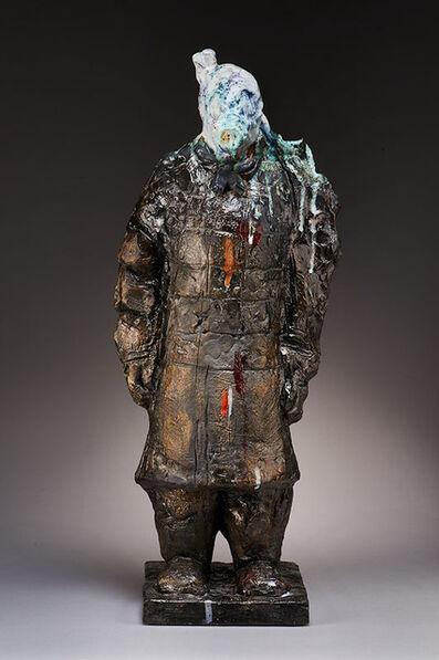 Wanxin Zhang, 'Mask Warrior II ', 2010