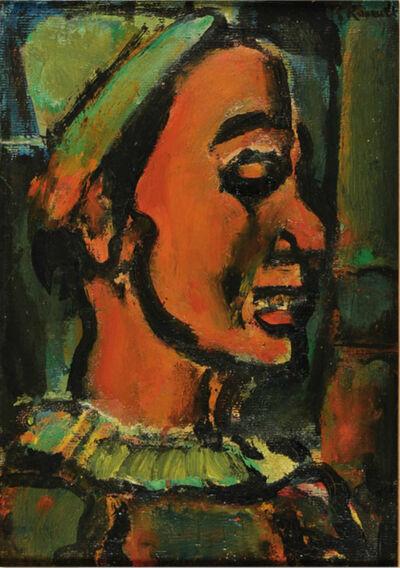 Georges Rouault, 'Jim (tête de clown)', 1946