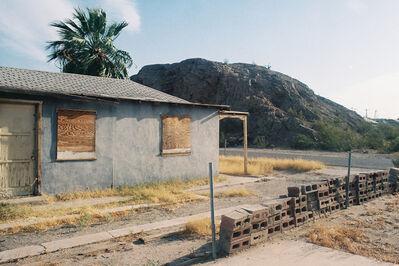 Lorena Lohr, 'Untitled (Yuma Blue House)', 2014