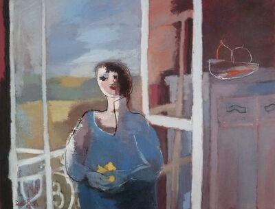Sarah Picon, 'La Femme aux Deux Citrons', 2010