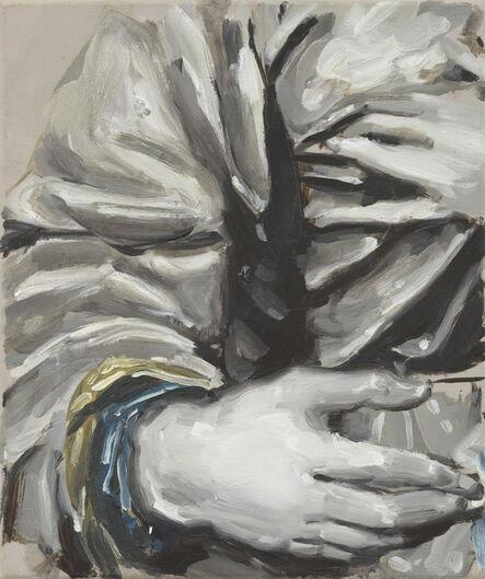 Michaël Borremans, 'The Prophecy', 1999