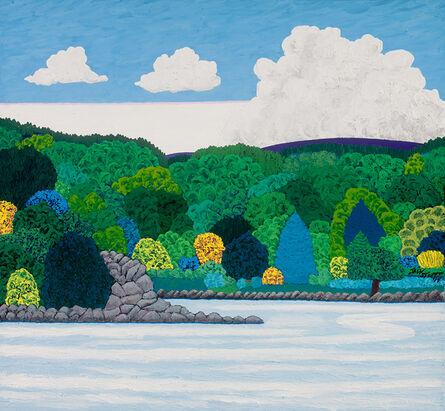 Jack Stuppin, 'Summer Catskill Creek', 2014