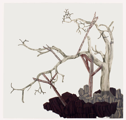 Nicola López, 'Parasites, Prosthetics, Parallels, and Partners (6)', 2017