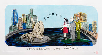 Sandra Ramos, 'Conversation with Proteus', 2012