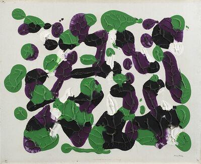Man Ray, 'Natural Painting (Septembre)', 1961