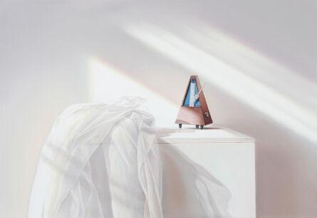 Edite Grinberga, 'Metronome With White', 2019