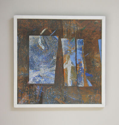 Ian Stephenson, 'Progressive plane: blue 59', 1959