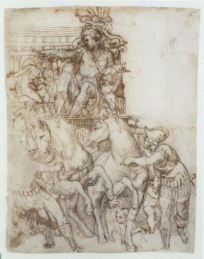 Paolo Farinati, 'The Triumph of Constantine the Great', 1556-1558