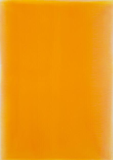 Taek Sang Kim, 'Breathing light-orange breeze', 2015