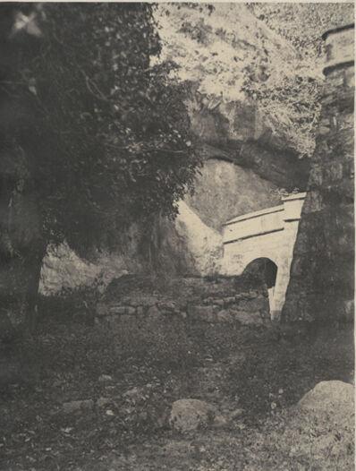 Linnaeus Tripe, 'Gate of the Hill Fort, Ryakotta, India', 1858