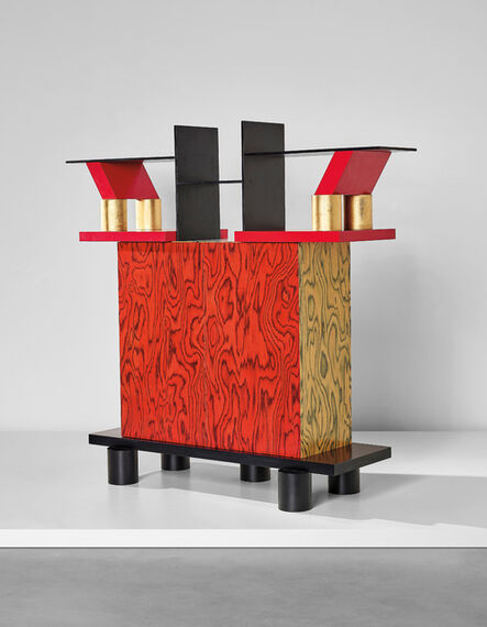 Ettore Sottsass, 'Freemont sideboard', ca. 1985