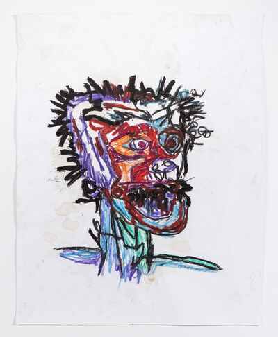 Alfredo Martinez, 'Fake Basquiat', 2016
