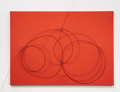 Takis, 'Magnetic Wall - M.W. 038', 1999