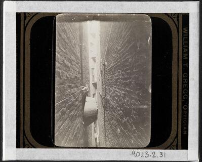 Jacob A. Riis, 'Bath-tub in airshaft', ca. 1897