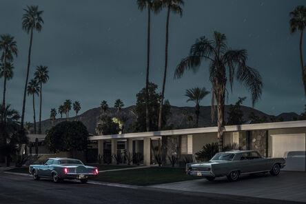 Tom Blachford, 'East Sierra Way - Midnight Modern', 2019