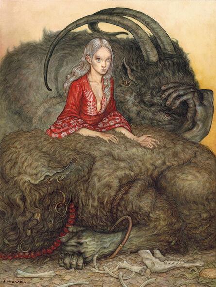Jason Mowry, 'The Princess and the Trolls', 2019