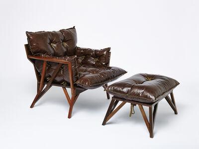 Paulo Alves, 'Gilberto armchair', 2015