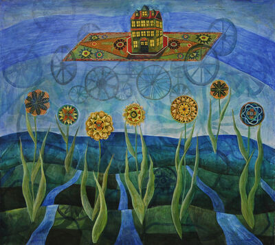 Julia Zanes, 'Flying Carpet', 2013