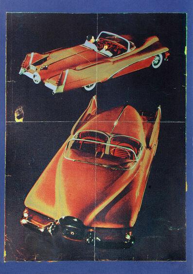 Eduardo Paolozzi, '2000 Horses and Turbo-powered', 1972