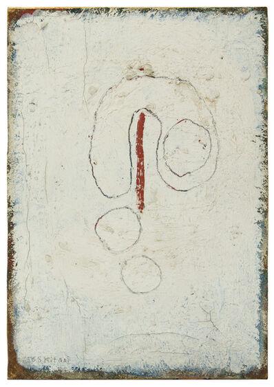 Shigeki Kitani, 'Sakuhin (Work) (T-2218)', 1956