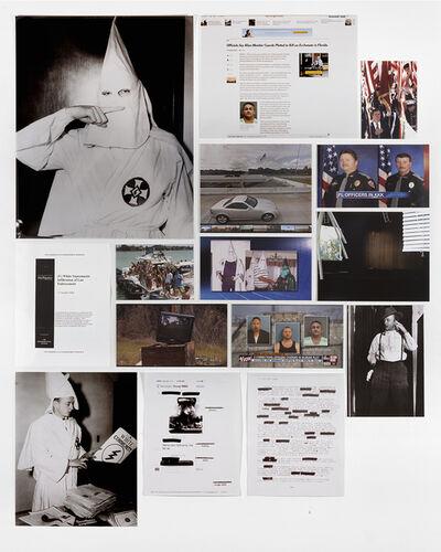 Michael Adno, 'Atlas 2, Salus Populi, Lex Suprema', 2015