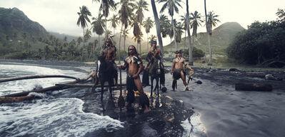 Jimmy Nelson, 'XXVI 39 Hakamou'i, Ua Pou, Marquesas Islands French Polynesia', 2016