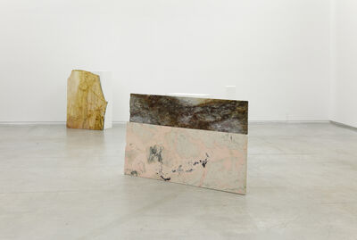 Ane Graff, 'The Blow (Joined by Tendons) & The Blow (Tract)', 2013