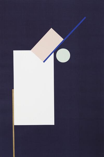 Morné Visagie, 'A brief introduction to the Monarchy of Colour: The Seduction of Blue', 2015