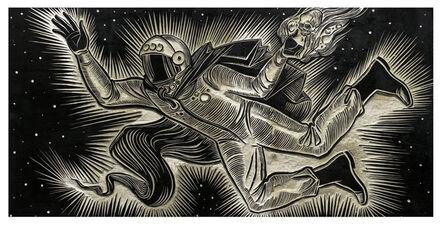 Donald Kilpatrick III, 'The Epic of Yuri Gagarin, Part I', 2018