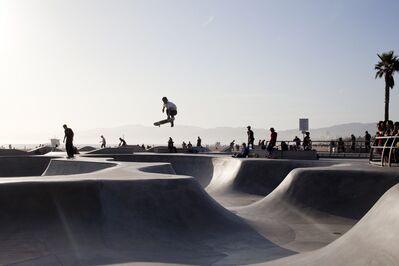 Franck Gérard, 'Venice Skate Park, Venice Beach, Los Angeles, California.', 2014