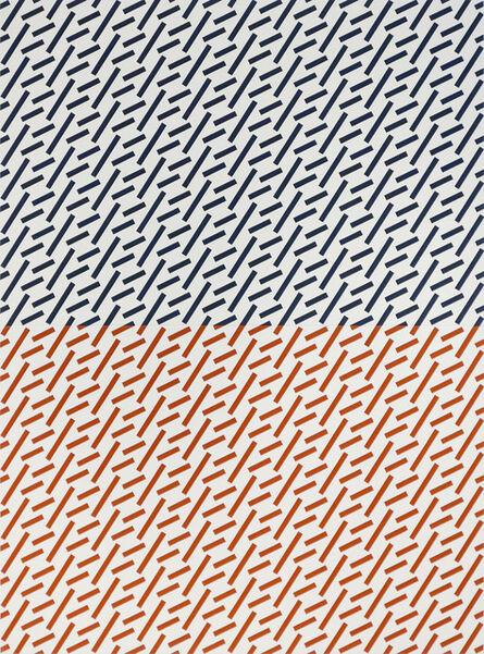 John M. Miller, 'Untitled (95-1) [Blue/Orange]'